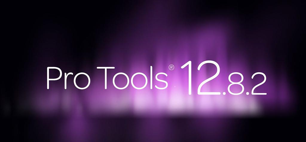 News: Avid Pro Tools in Version 12.8.2