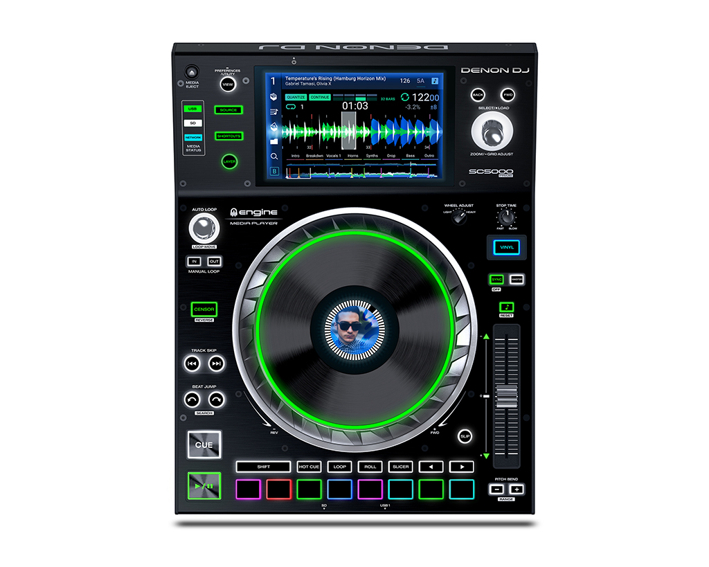 News: Denon DJ Prime Serie ab sofort von Serato DJ unterstützt