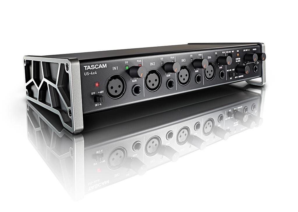 News: Tascam Interface-Modelle wieder im Paket mit Cubase LE