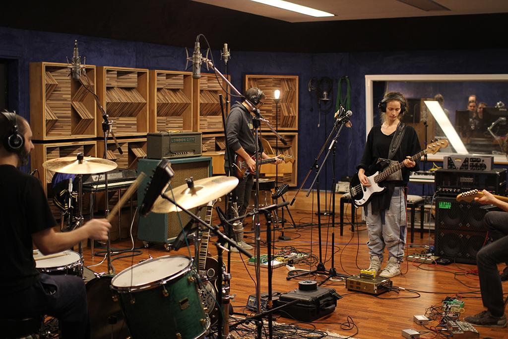 Reportage: Recording-Workshop Sylvia Massy