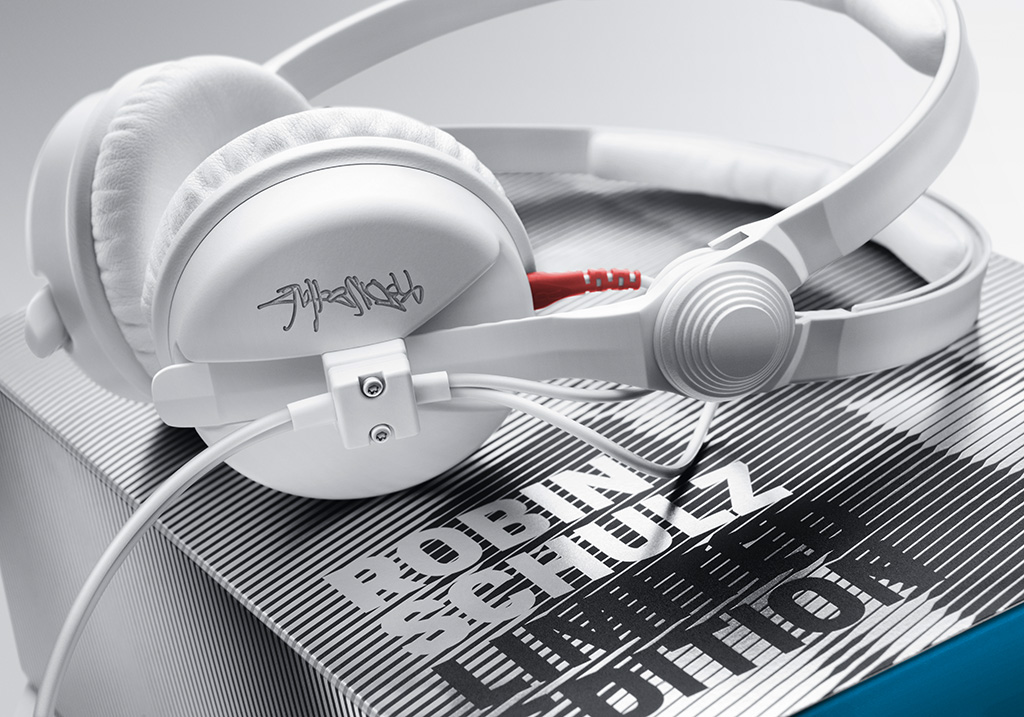 News: Sennheiser HD 25 Robin Schulz Edition