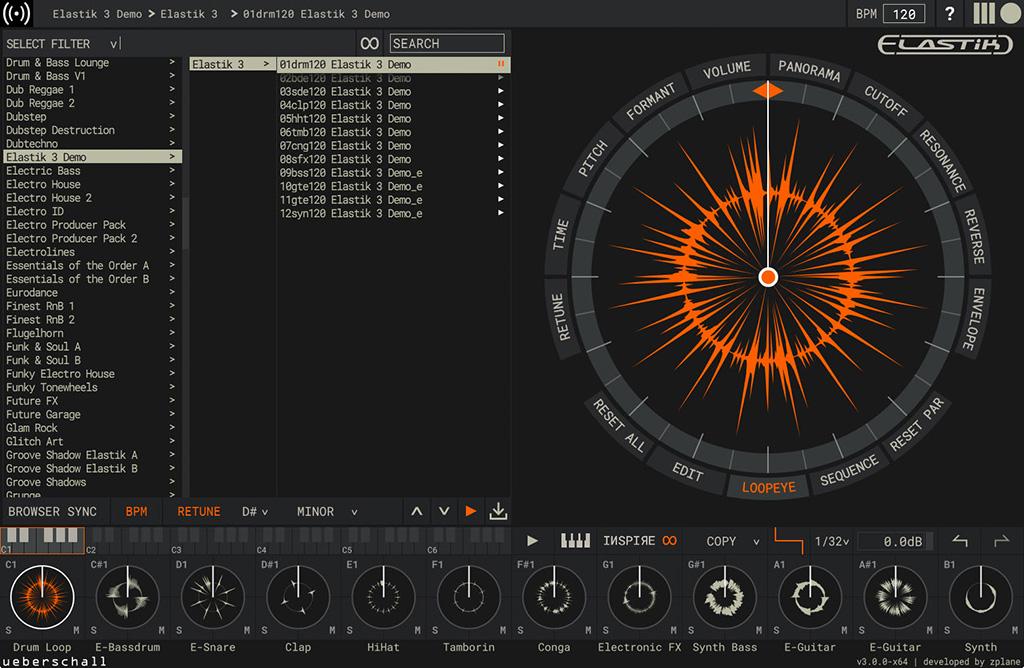 News: Ueberschall bringt die Elastik 3 Music Construction Engine heraus
