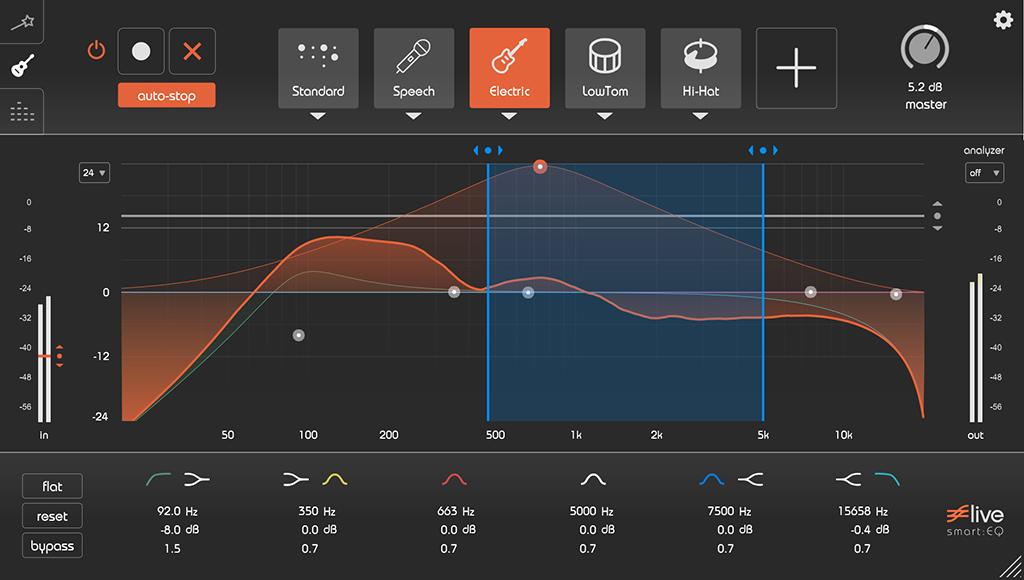 News: sonible veröffentlicht Equalizer Plug-in für den Live-Einsatz