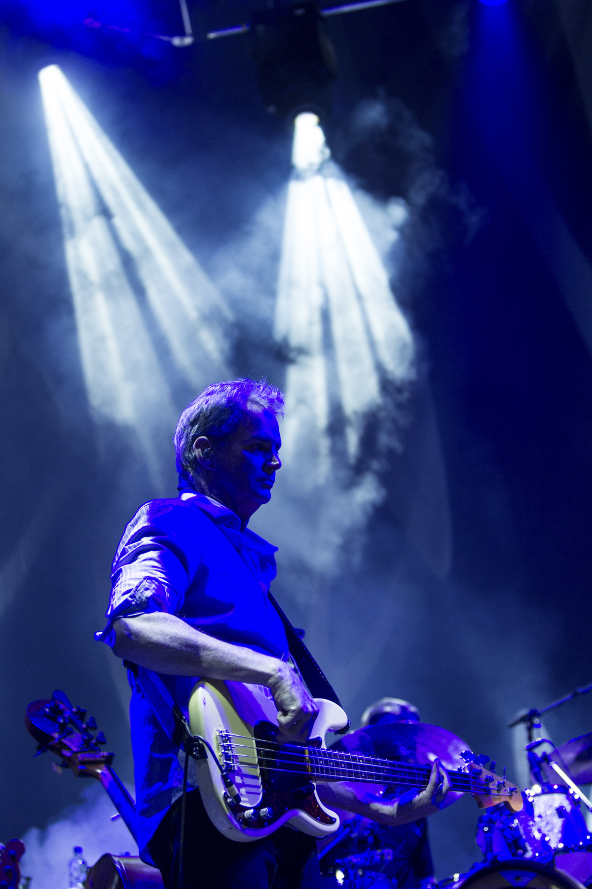 Glenn Worf in concert