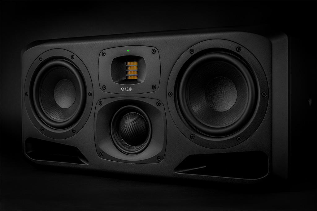 Test: Studio-Monitor ADAM Audio S3H