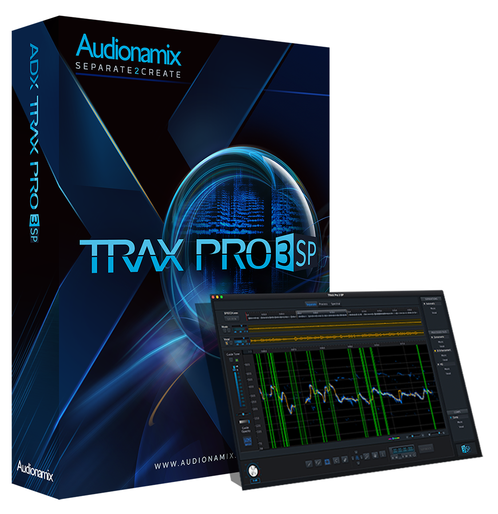Test: Software-Tool Audionamix Trax Pro 3 SP