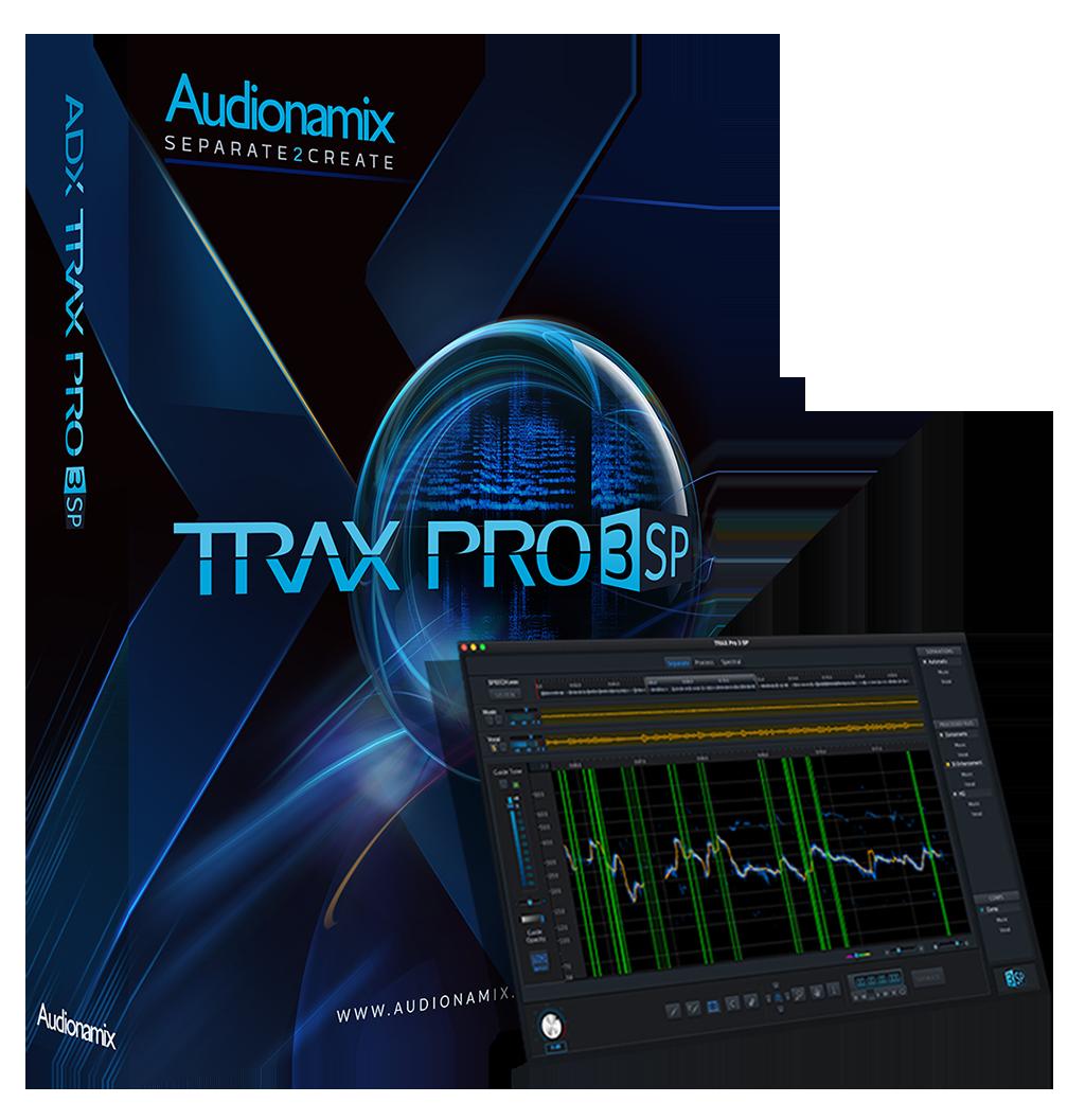 Test: Software-Tool Audionamix Trax Pro 3 SP