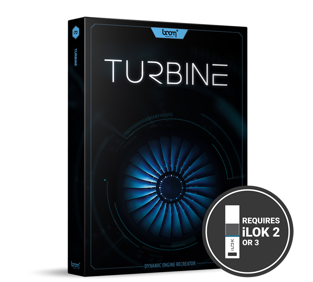 News: BOOM Library stellt FX-Tool TURBINE vor