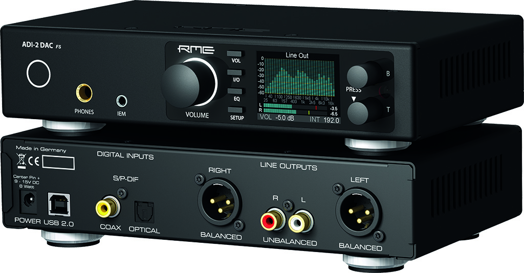 News: RME Audio ADI-2 DAC