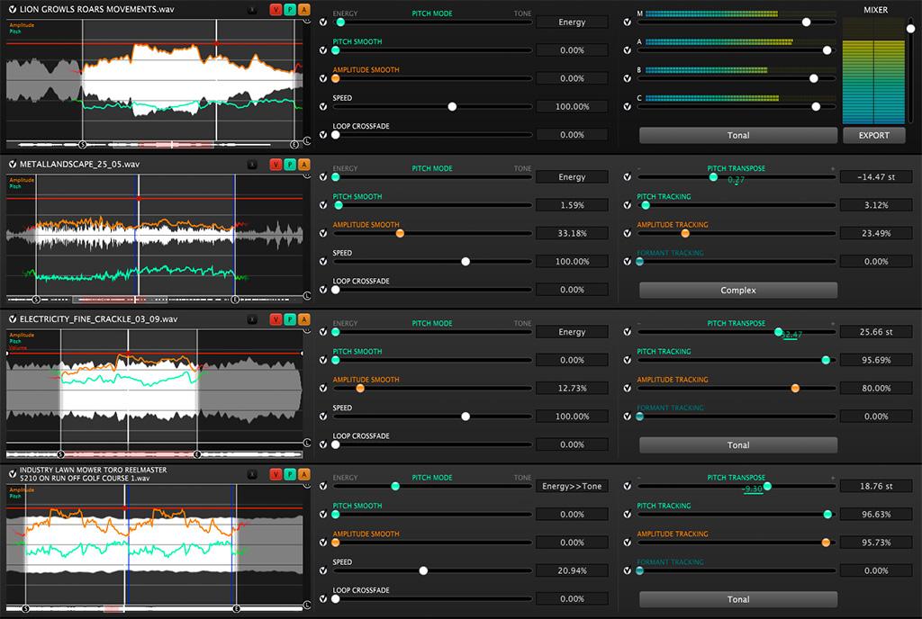 News: Sound Design Tool Transformizer Pro nun mit VST- und AU-Support
