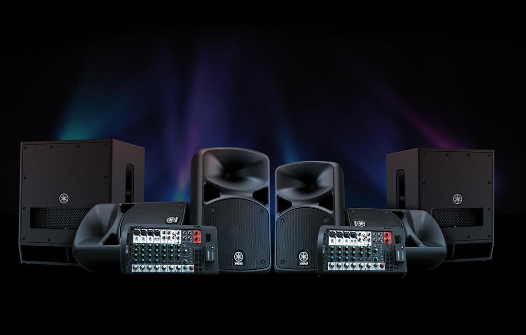 NAMM Show: Yamaha mit PA- und Synthesizer-Entwicklungen