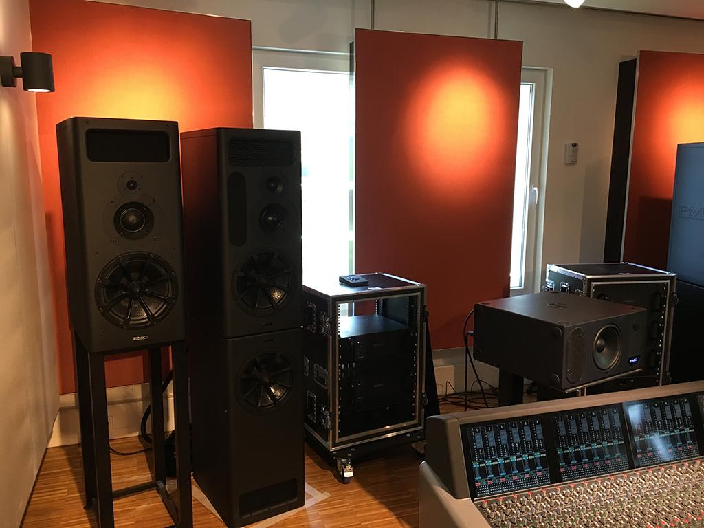Reportage: Hear More Tour mit PMC und SSL in den Dorian Gray Studios