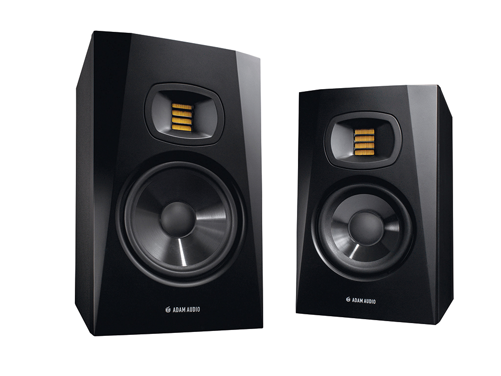 News: T-Serie von ADAM Audio
