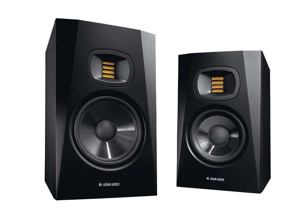 News: T-Serie von ADAM Audio