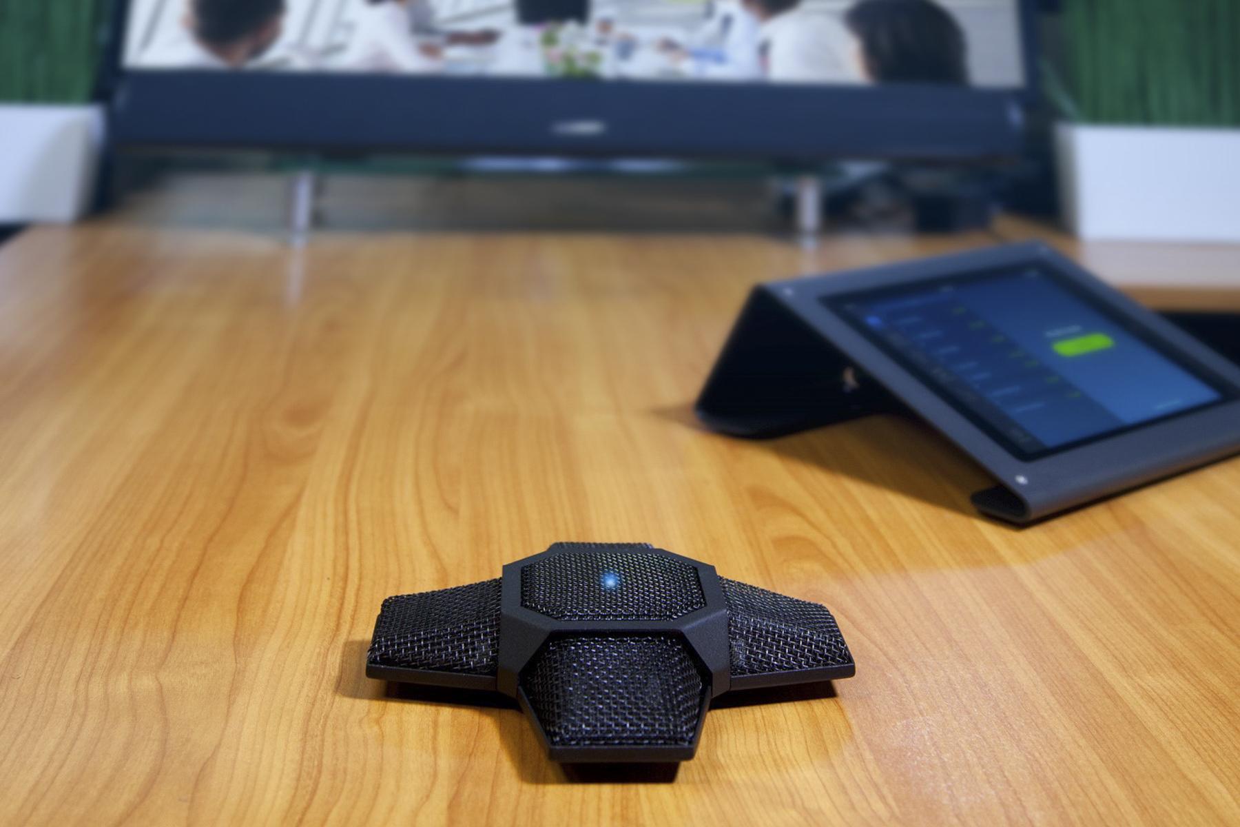 News: MXL mit Webkonferenz-Mikrofon AC-360-Z