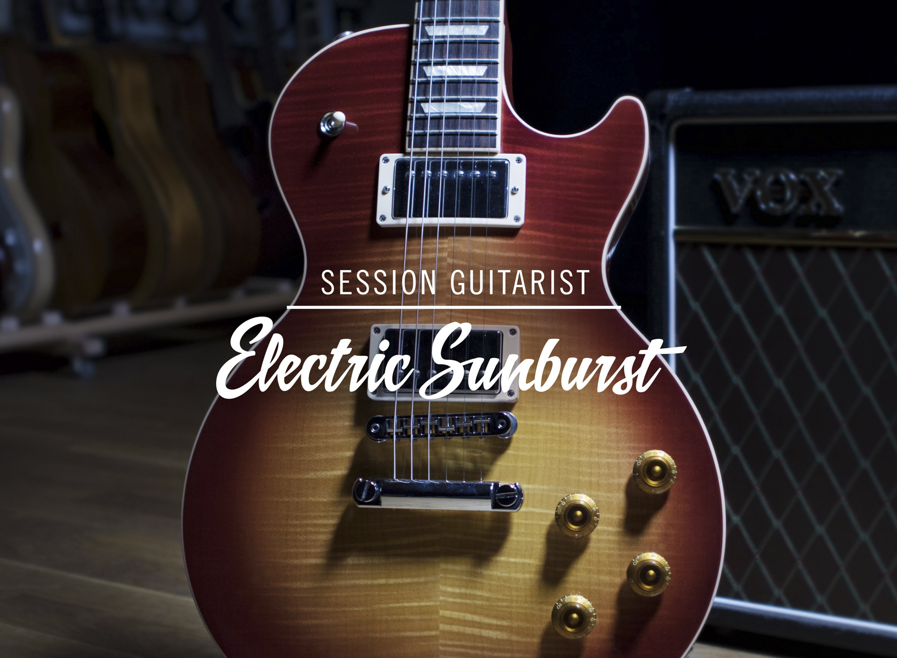 News: Native Instruments mit Instrument Session Guitarist Electric Sunburst und Genre-spezialisierten Sound-Paketen
