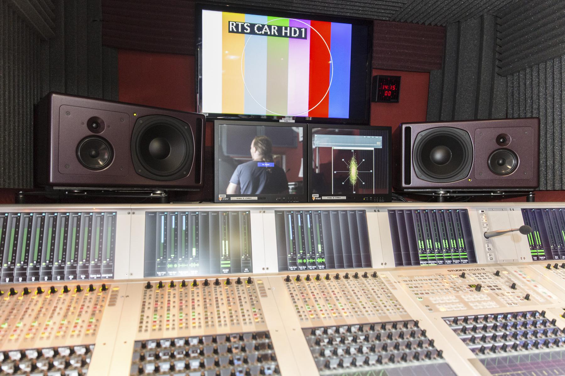 News: Broadcast-Portfolio von PSI Audio