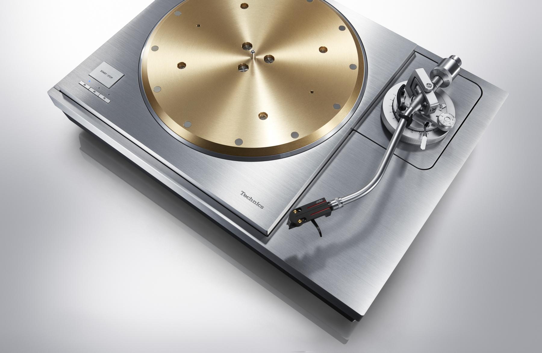 News: Technics führt Plattenspielerlegende mit den Modellen SP-10R und SL-1000R fort