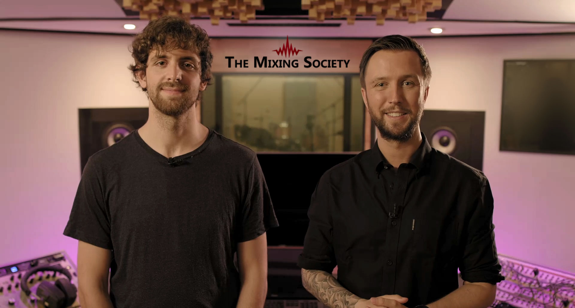 "News: ""The Mixing Society"" bietet Rabatt für Professional audio Leser"