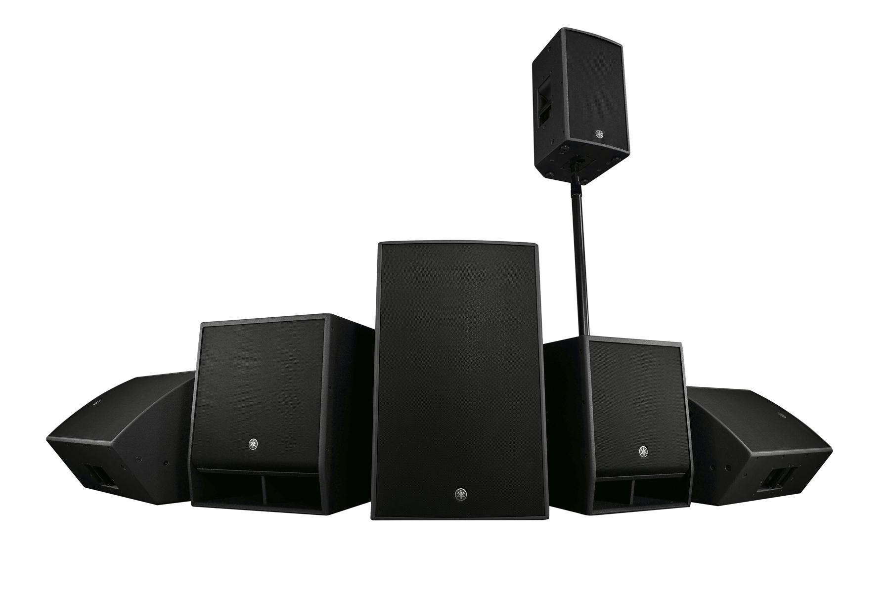 News: Yamaha zeigt Lautsprecher-Neuheiten