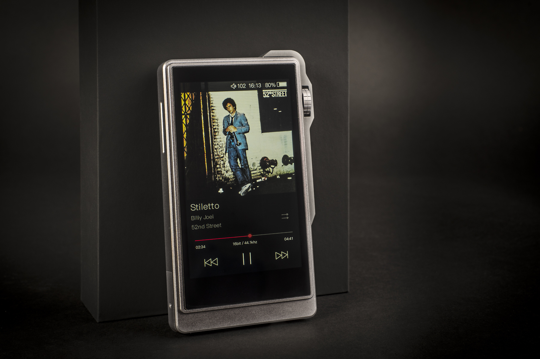Test: Digital Audio Player iBasso DX200