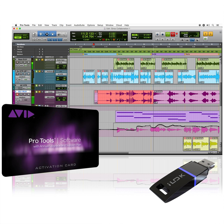 Test: Avid Pro Tools 12.8