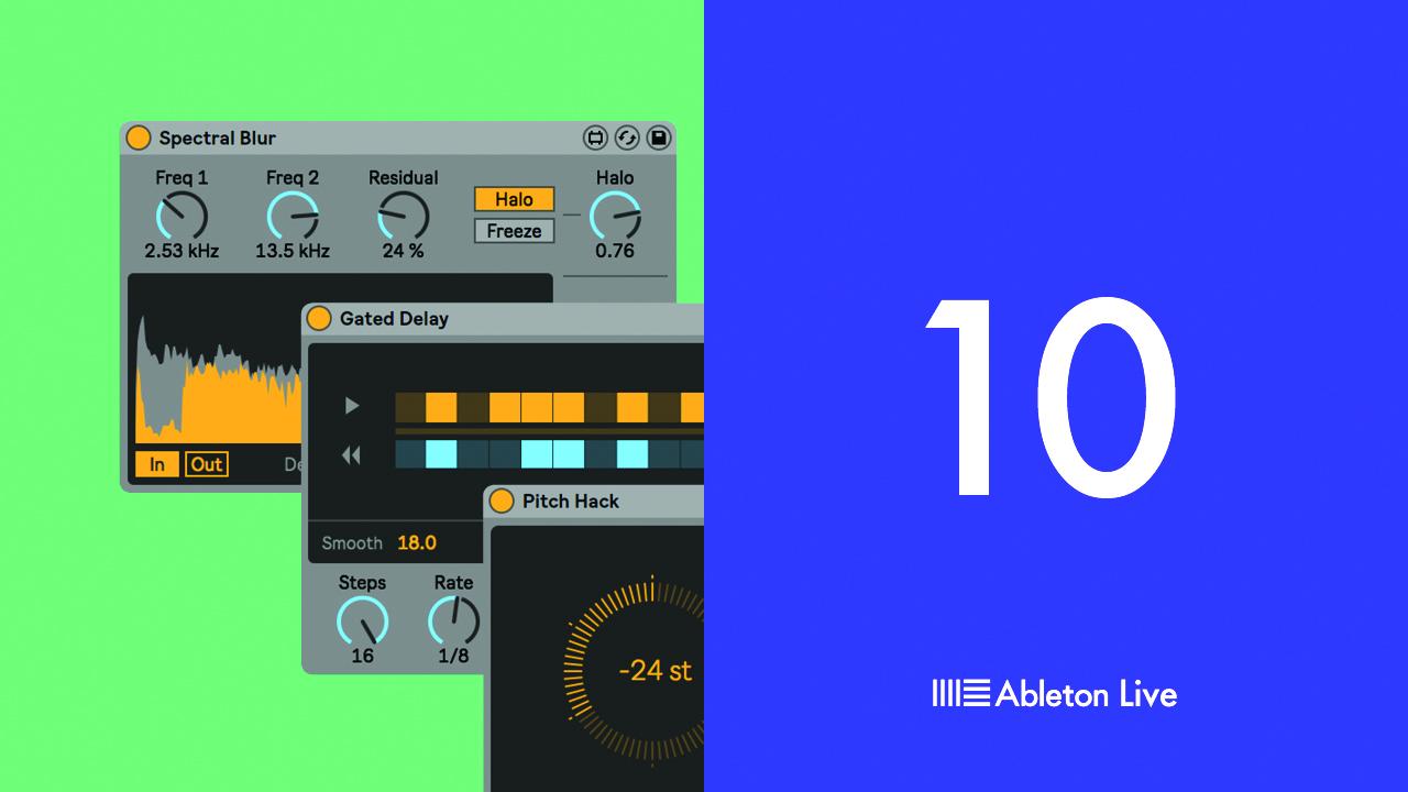 News: Ableton bringt Creative Extensions für Live 10 Suite heraus