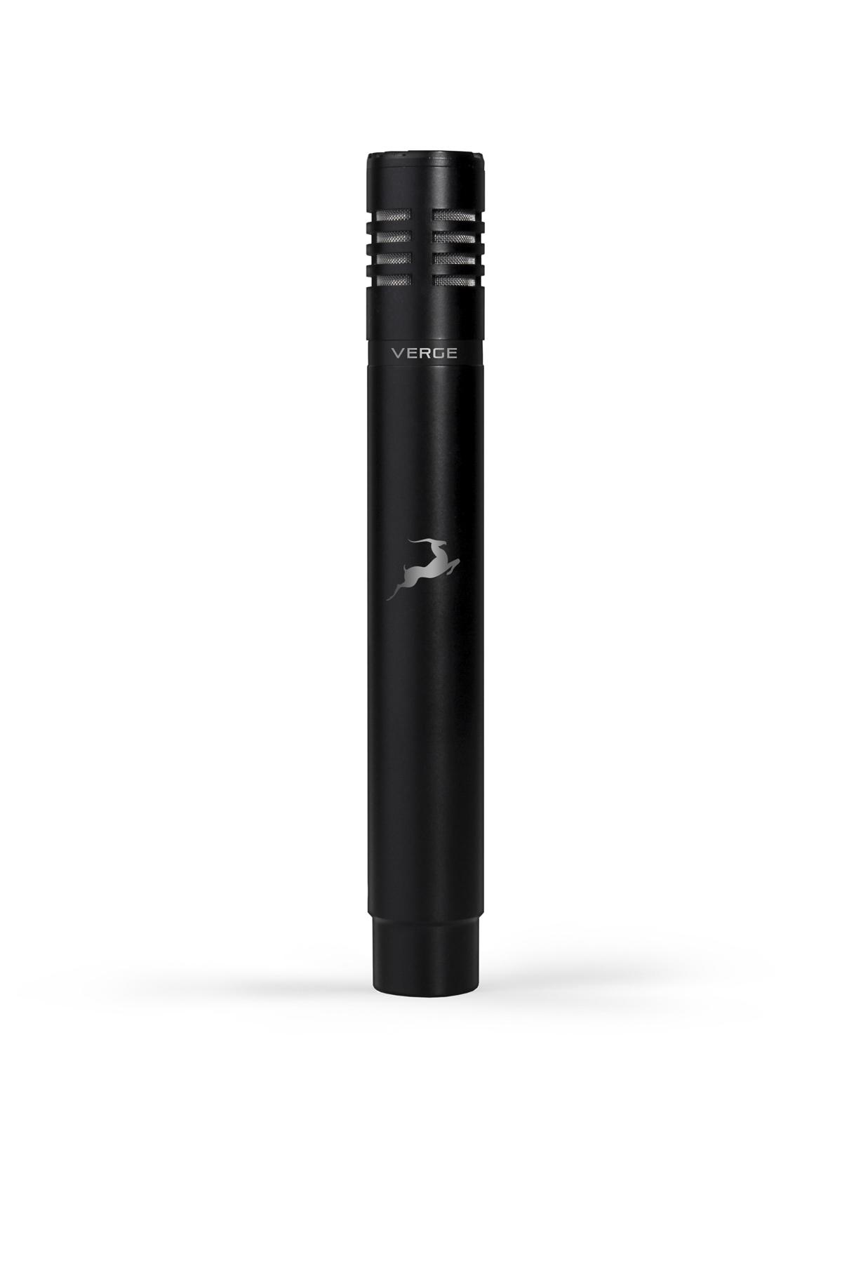 News: Updates für das Modeling-Mikrofon Verge von Antelope Audio