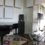 Iksample Studio, Aufnahmeraum