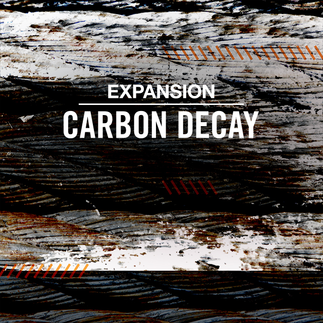 News: Native Instruments liefert Carbon Decay Expansion für Industrial Techno