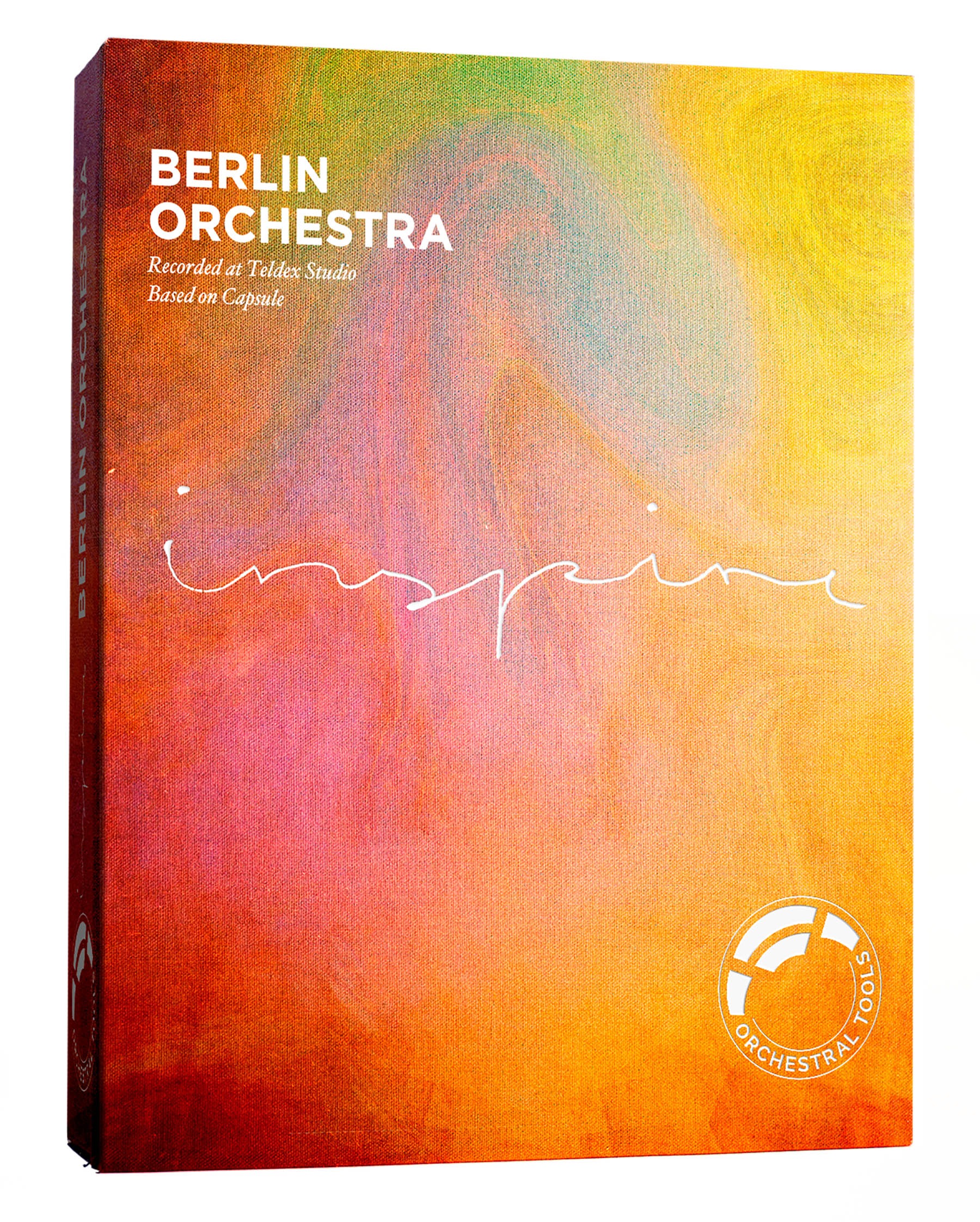 Orchestral Tools Berlin Orchestra Inspire (Packshot)