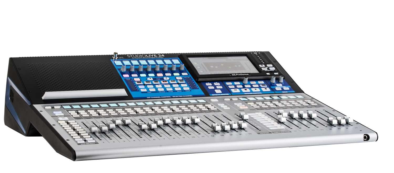 Test: Digital-Mischpult Presonus StudioLive 24 Series III