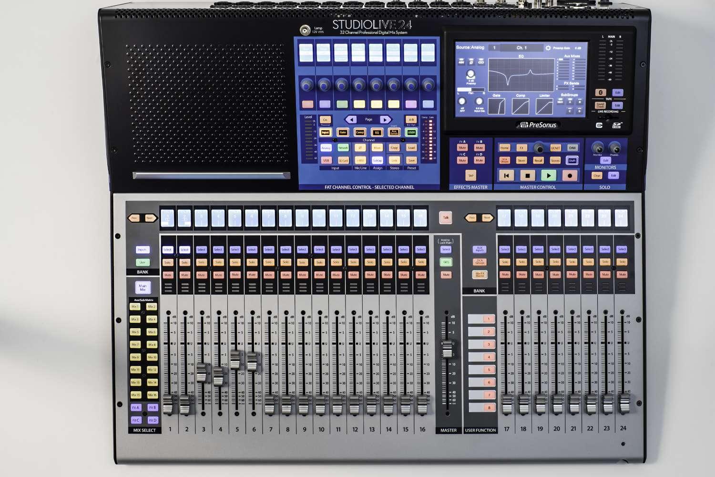 Presonus StudioLive 24 Series III
