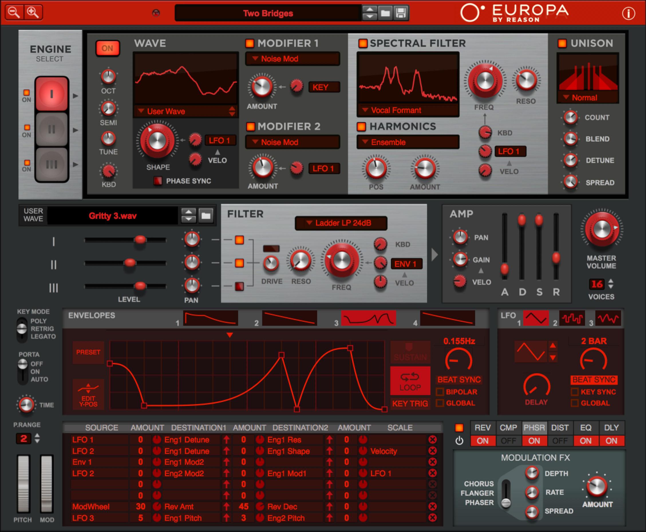 News: Propellerhead veröffentlicht Plug-in- und Web-Version des Synthesizers Europa