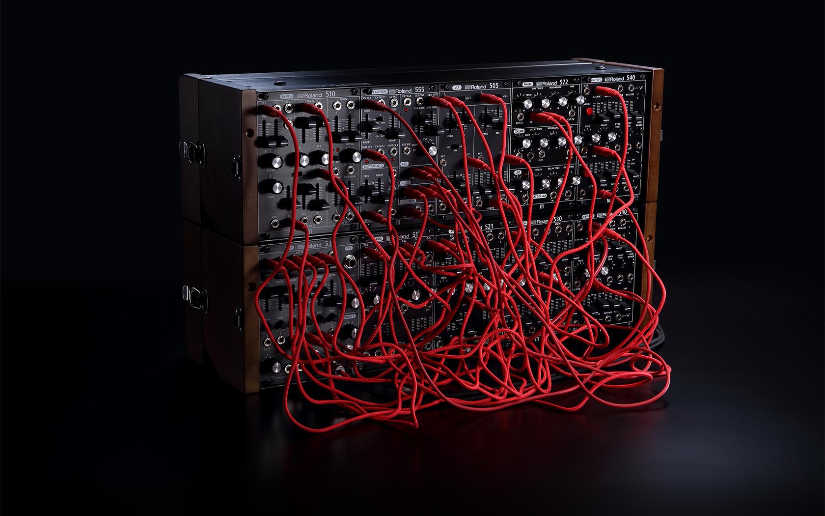 News: Roland stellt neue Eurorack Synth-Module in Zusammenarbeit mit Malekko vor