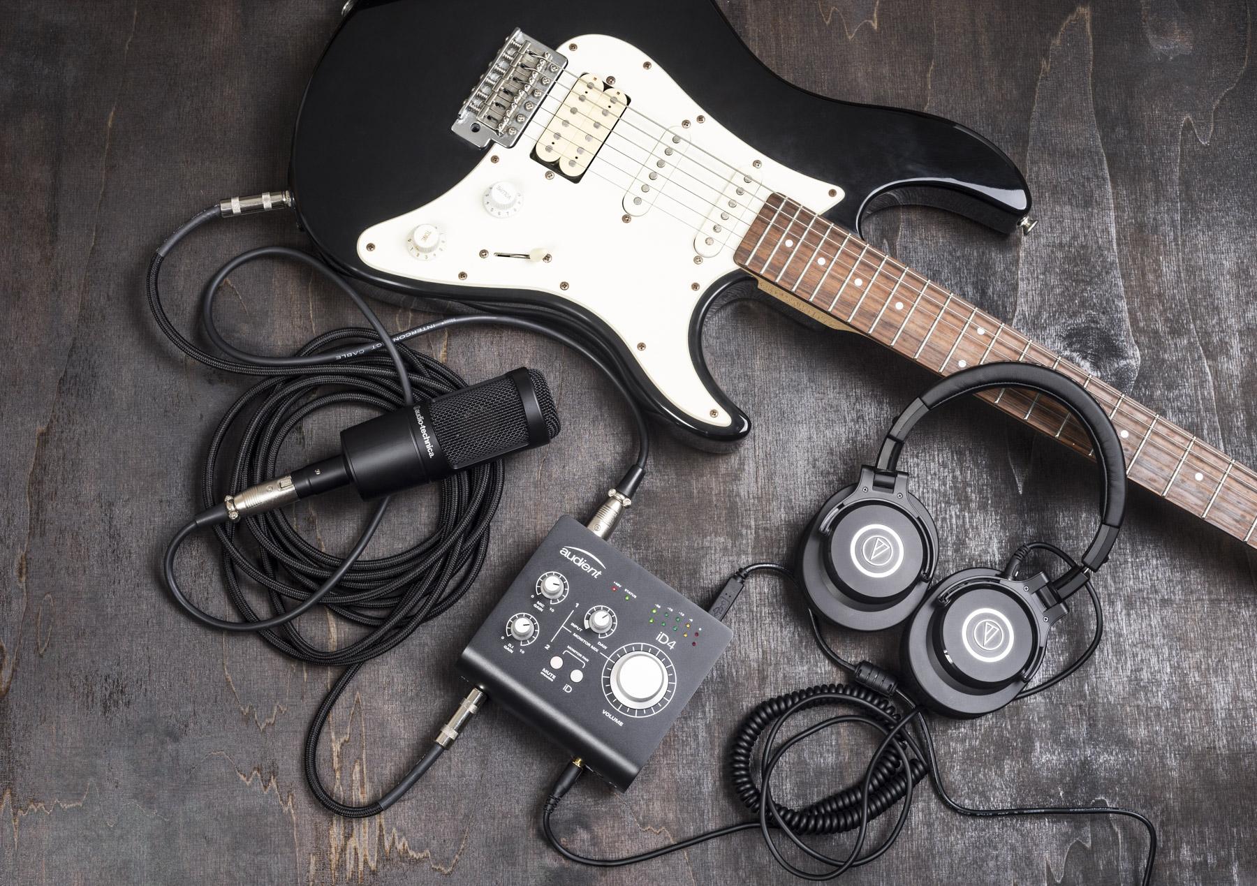 Test: Audio-Technica AT2035-Studio