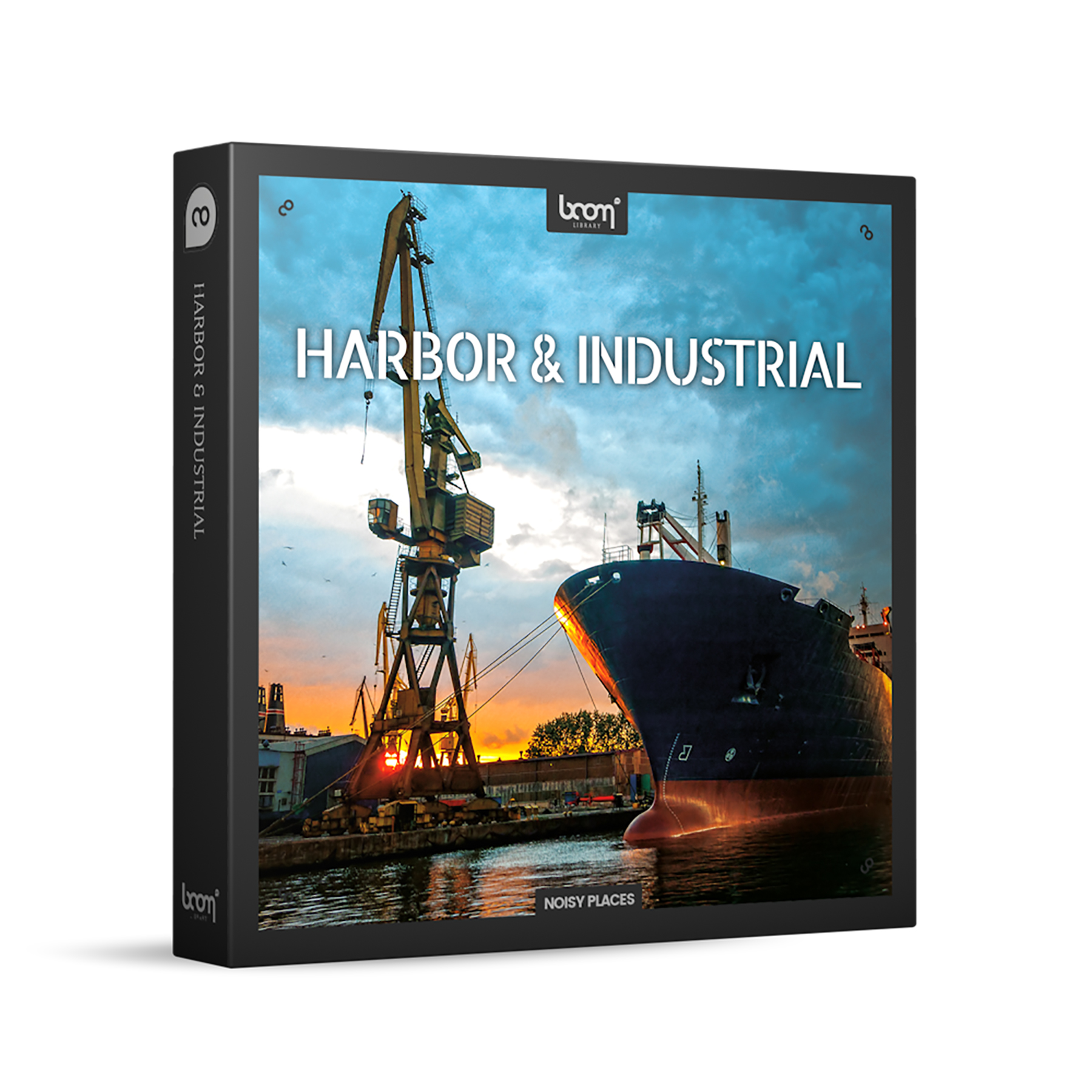 News: Boom Library mit Sound-Paket Harbor & Industrial