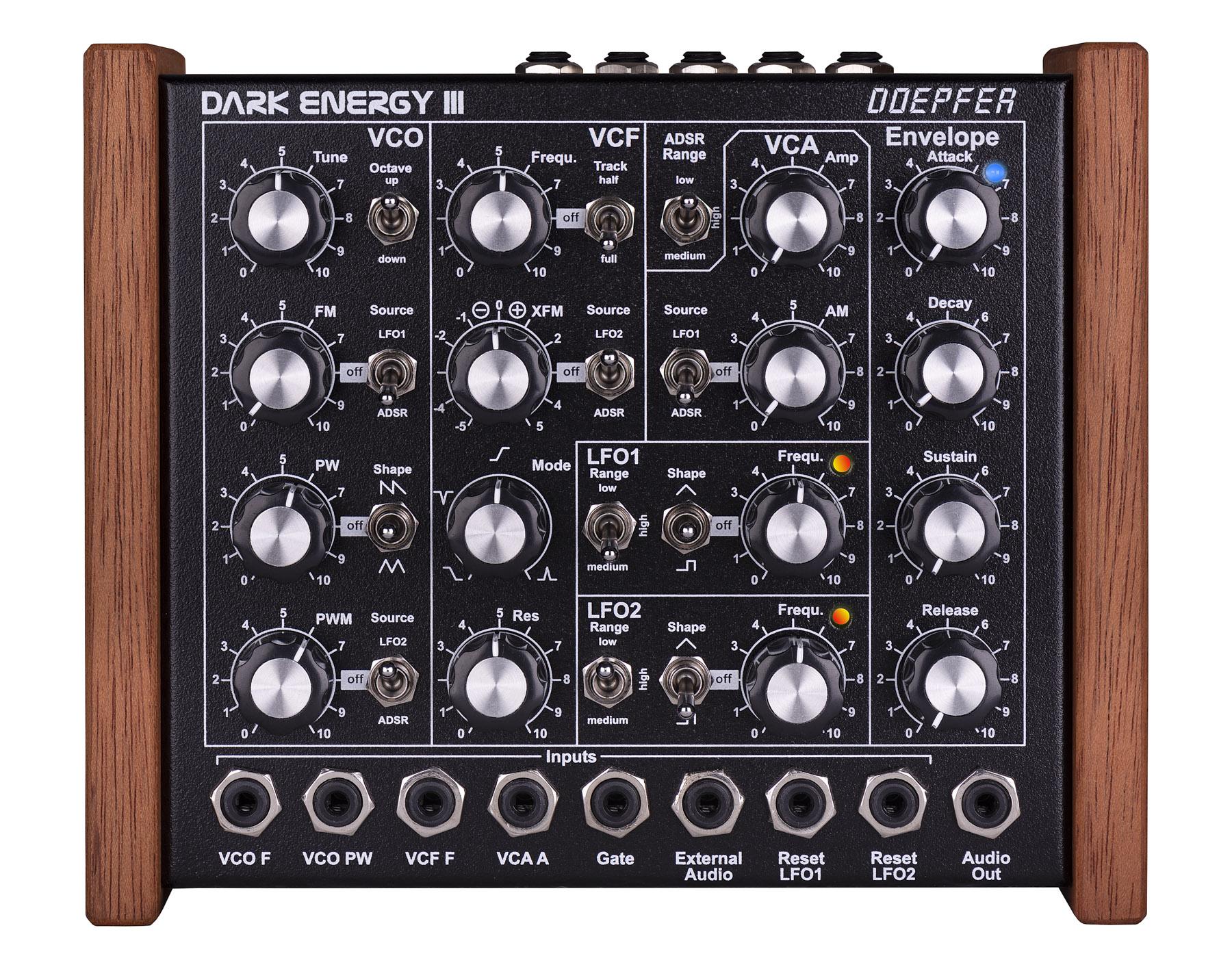 News: Doepfer Dark Energy III veröffentlicht
