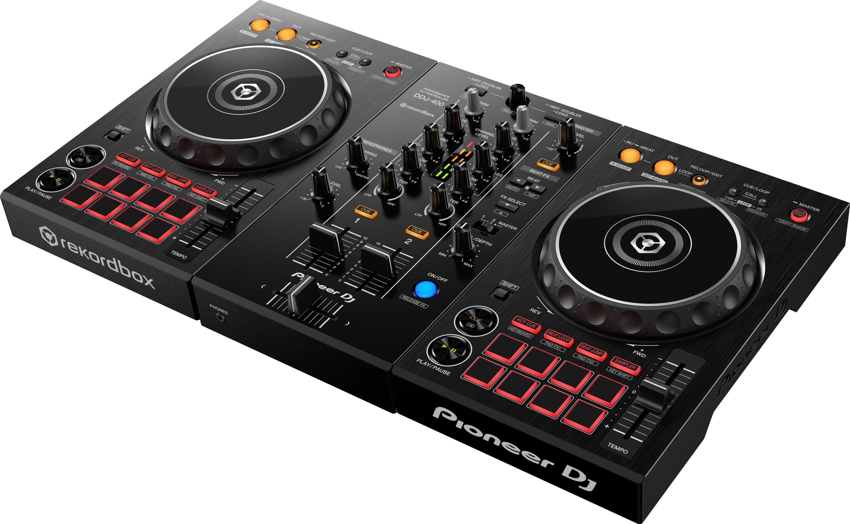News: Pioneer DJ bringt den DJ-Controller DDJ-400 auf den Markt