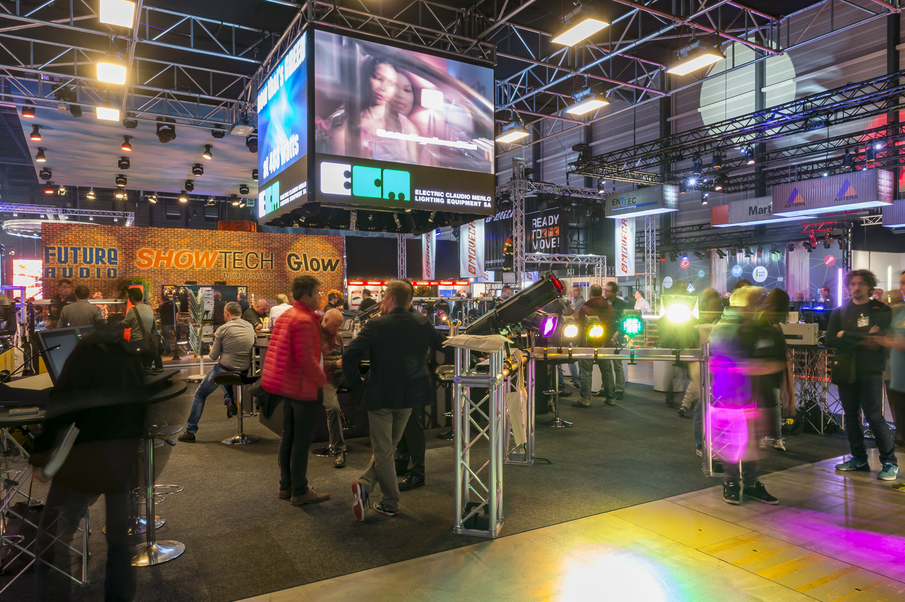 News: light&sound Messe vom 23. bis 25. September in Luzern