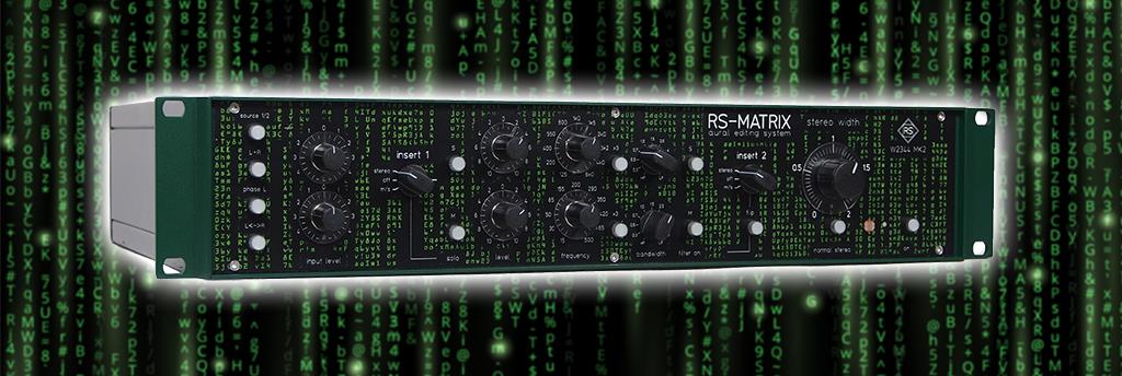 Test: Mastering-Tool Roger Schult RS-Matrix W 2344 MK2