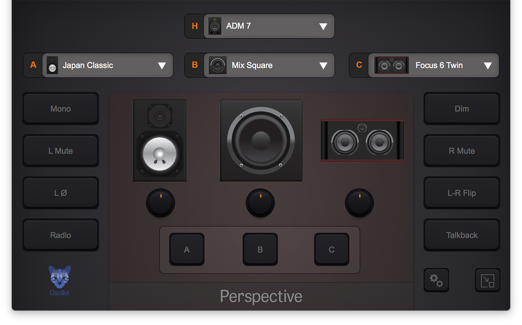 News: Monitoring Plug-in Oscillot Perspective vorgestellt