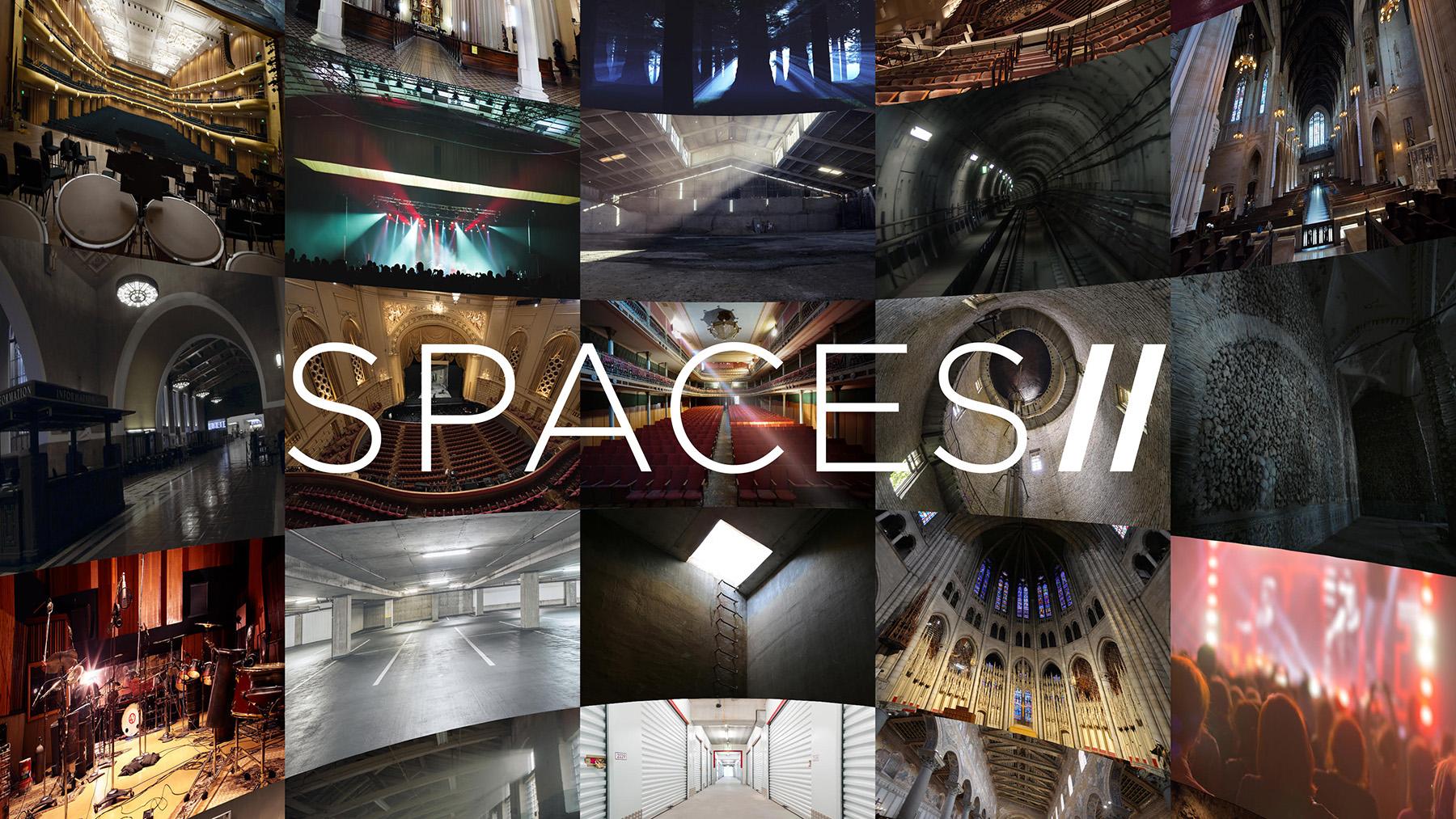 News: EastWest bringt Faltungshall Spaces II heraus