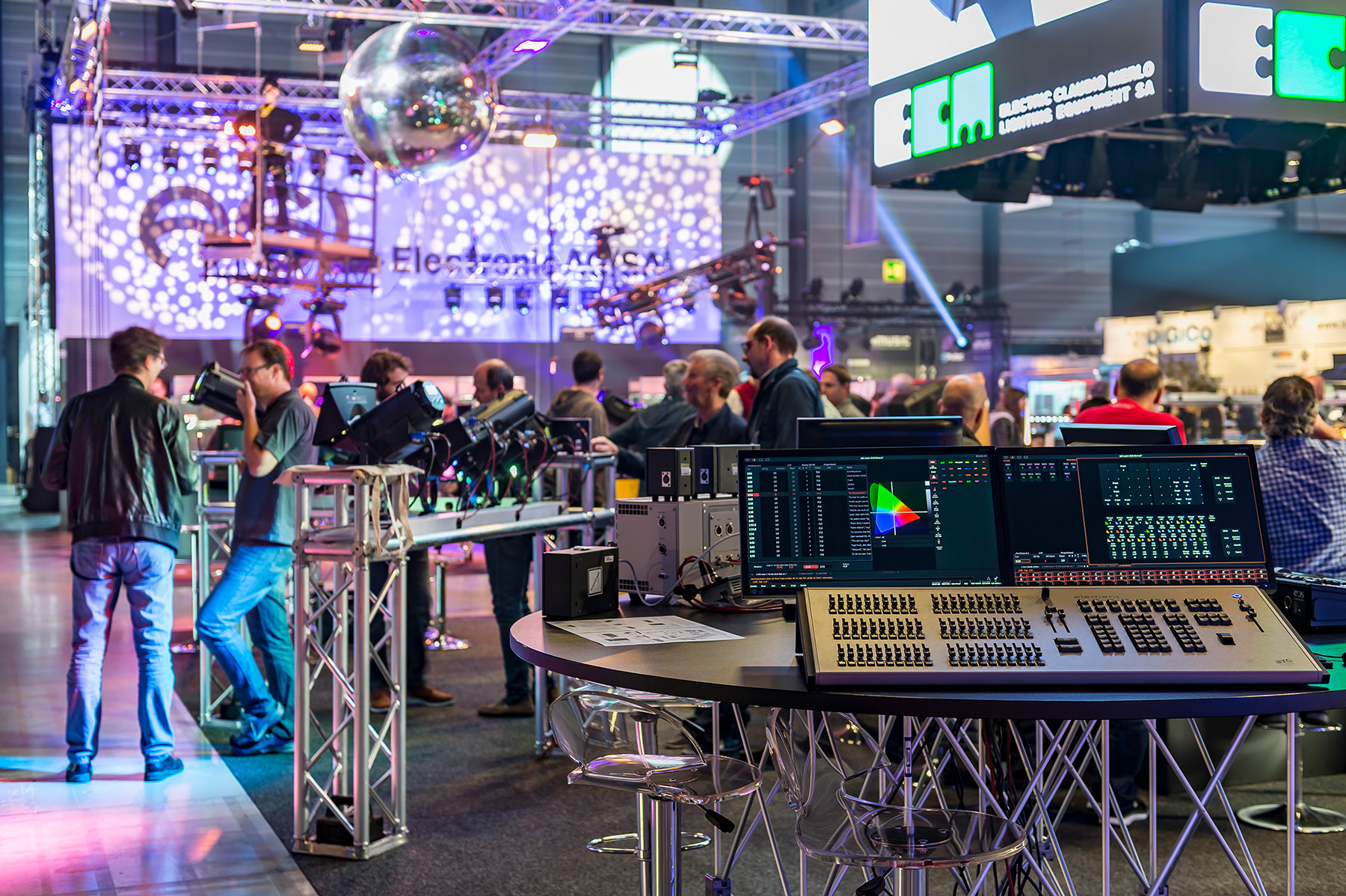 News: light&sound Messe vom 23. bis 25. September