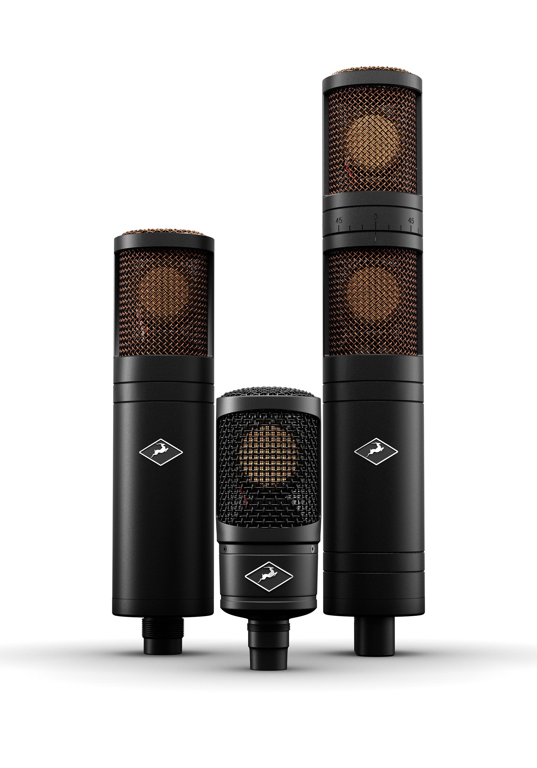 News: Antelope Audio erweitert Edge-Mikrofonfamilie