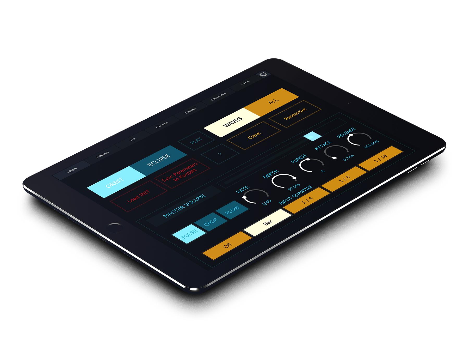 News: Wide Blue Sound veröffentlicht Skypad App und Synthesizer-Erweiterungen Apex und Aeterna