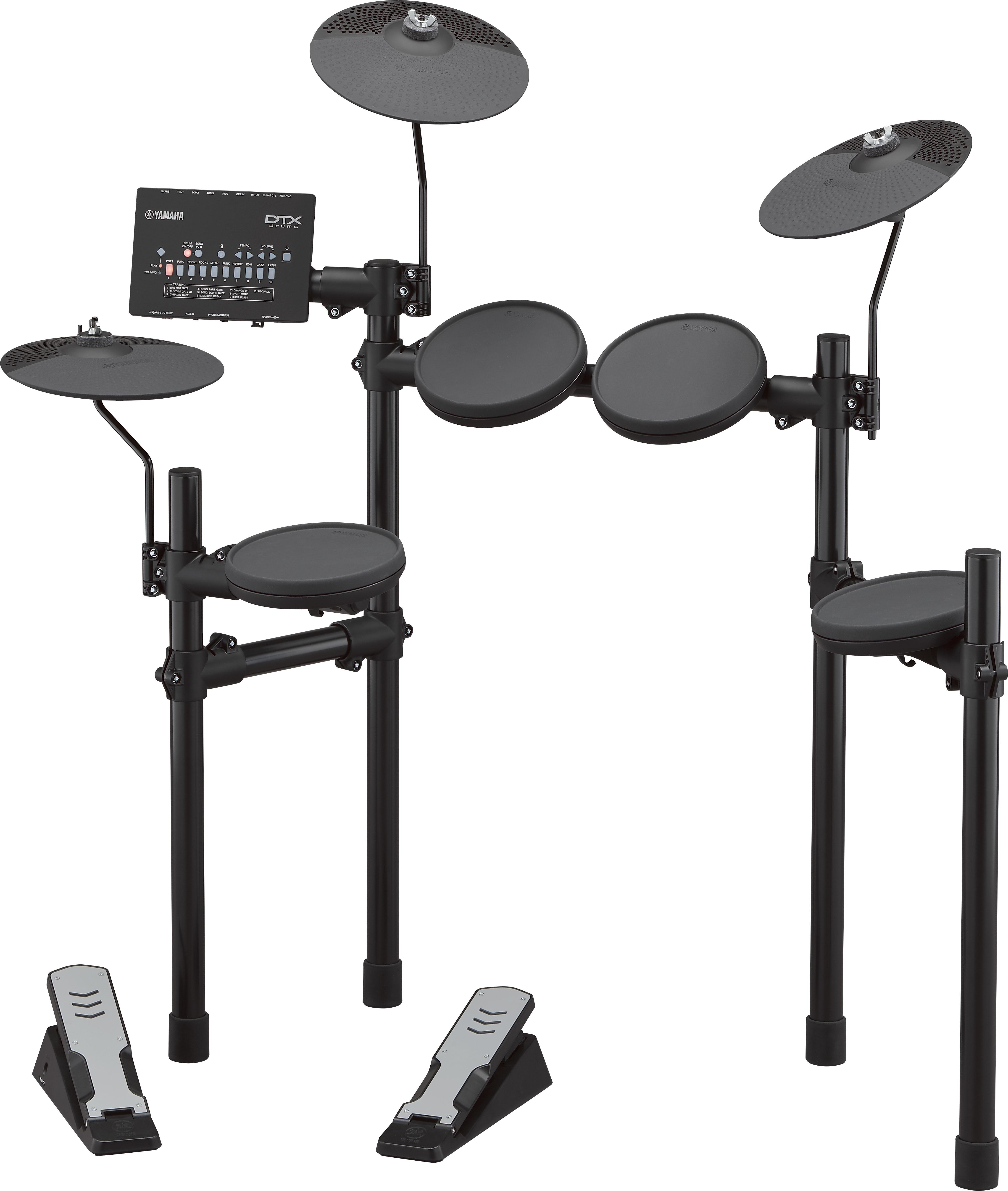 News: Yamaha stellt elektronische Schlagzeuge der DTX402 Serie vor