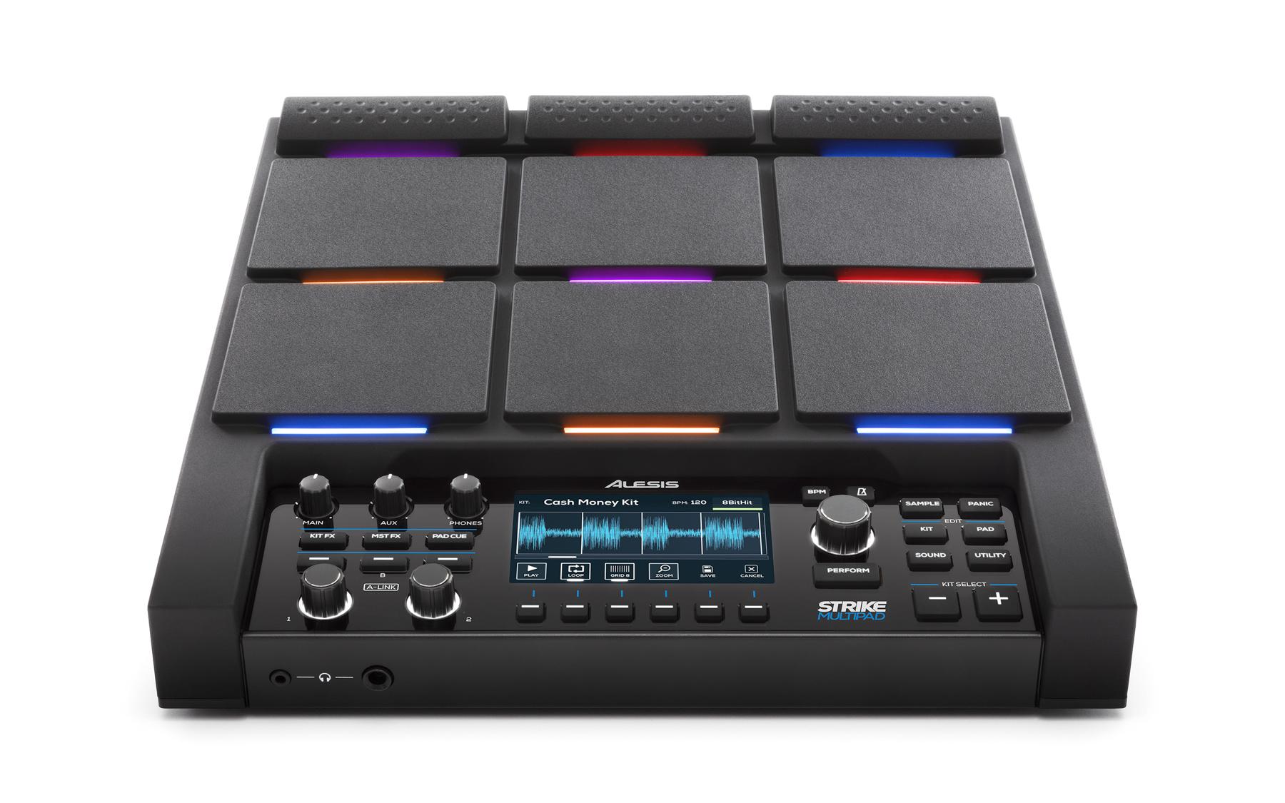 News: Alesis Strike MultiPad vorgestellt
