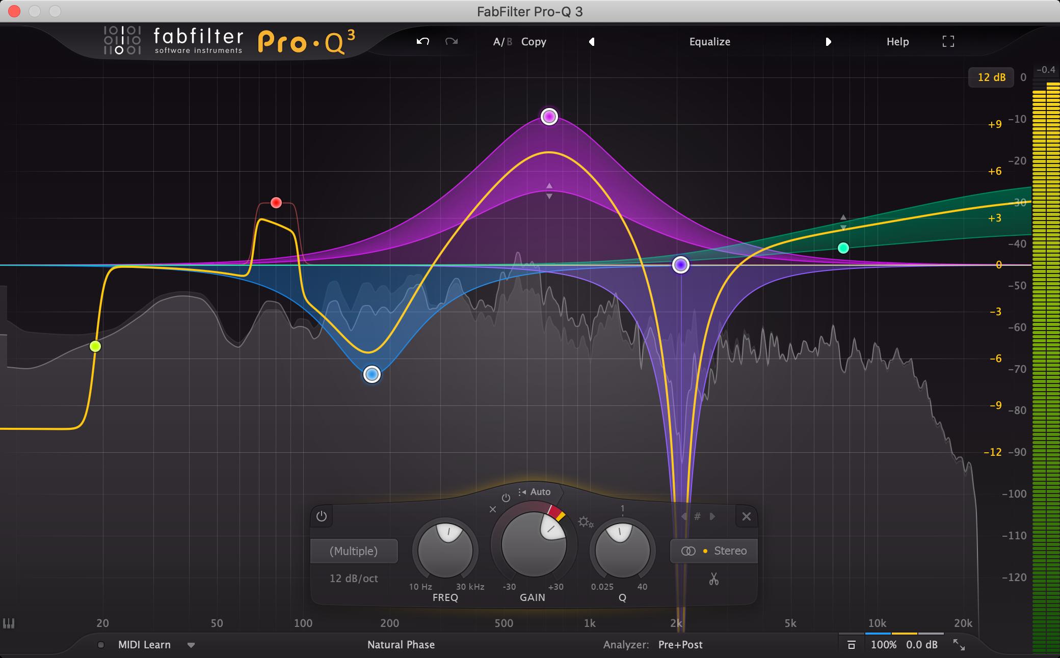 News: FabFilter veröffentlicht Equalizer Plug-in Pro-Q 3