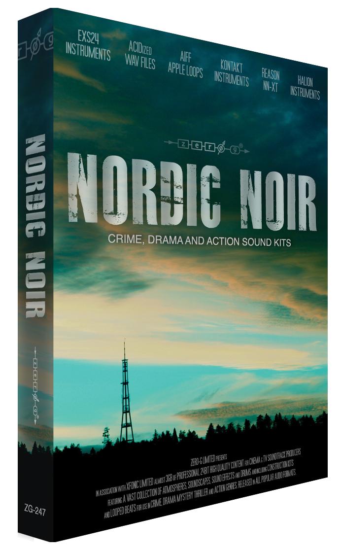 News: Zero-G veröffentlicht Sample Library Nordic Noir